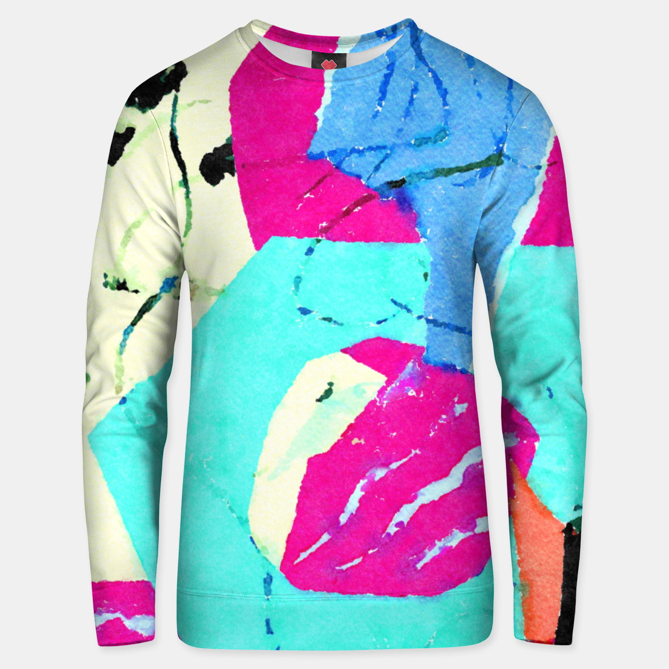 Image of Stay Away Unisex sweater - Live Heroes
