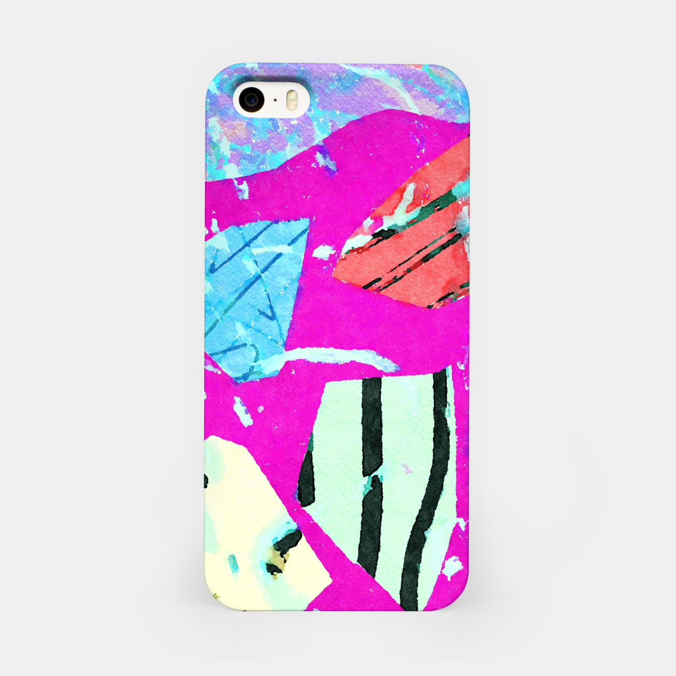 Image of Polly iPhone Case - Live Heroes