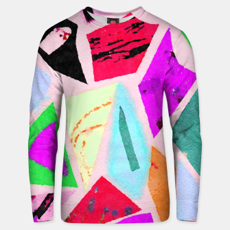 Thumbnail image of Dumb Unisex sweater, Live Heroes