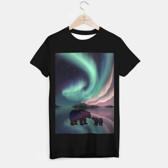 Aurora Bearealis T-shirt regular thumbnail image
