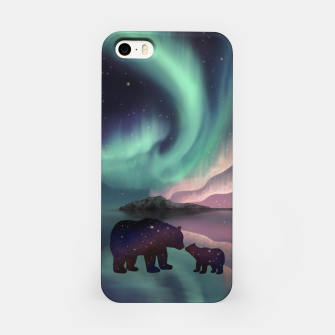 Aurora Bearealis iPhone Case thumbnail image