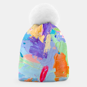 Thumbnail image of Beautiful Mess Beanie, Live Heroes