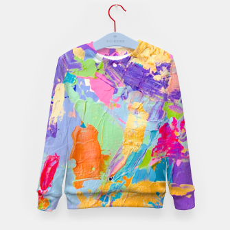 Thumbnail image of Beautiful Mess Kid's sweater, Live Heroes