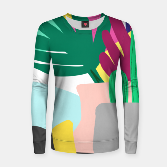 Thumbnail image of Scenery Women sweater, Live Heroes