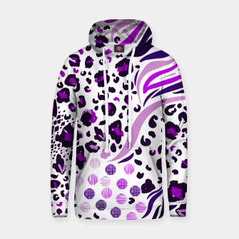 Thumbnail image of lilac purple animal print, Live Heroes