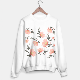 Thumbnail image of Flowers Pattern! Sweater regular, Live Heroes