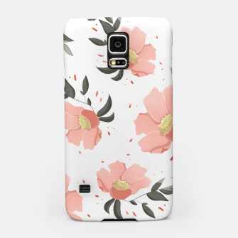 Thumbnail image of Flowers Pattern! Samsung Case, Live Heroes