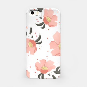 Thumbnail image of Flowers Pattern! iPhone Case, Live Heroes