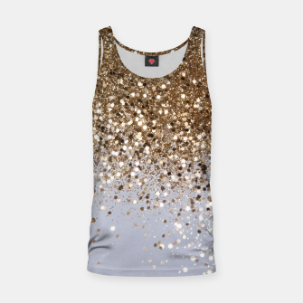 Thumbnail image of Sparkling Champagne Gold Glitter Glam #1 #shiny #decor #art  Muskelshirt , Live Heroes