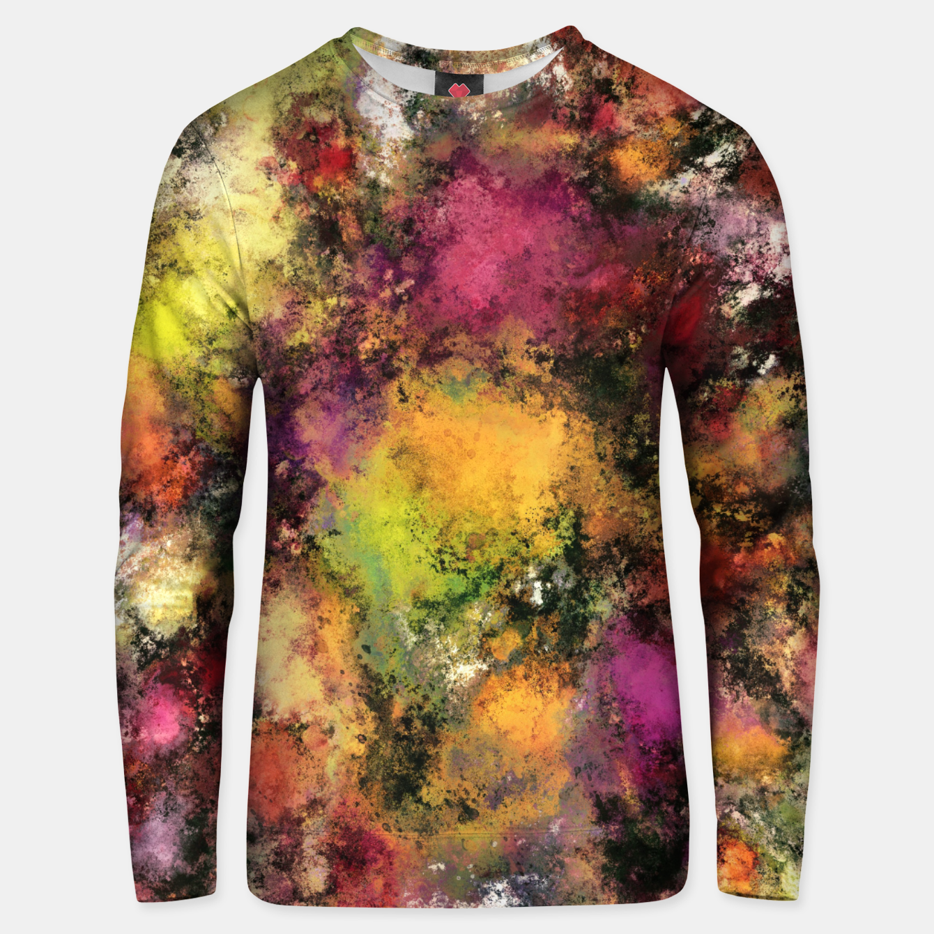 Image of A single source Unisex sweater - Live Heroes
