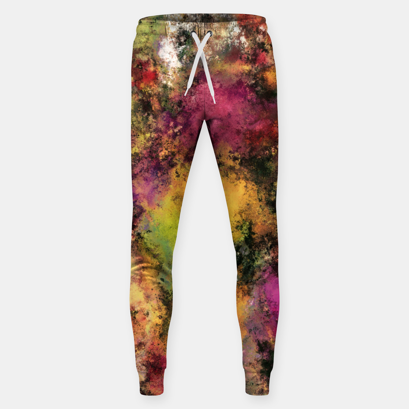 Image of A single source Sweatpants - Live Heroes