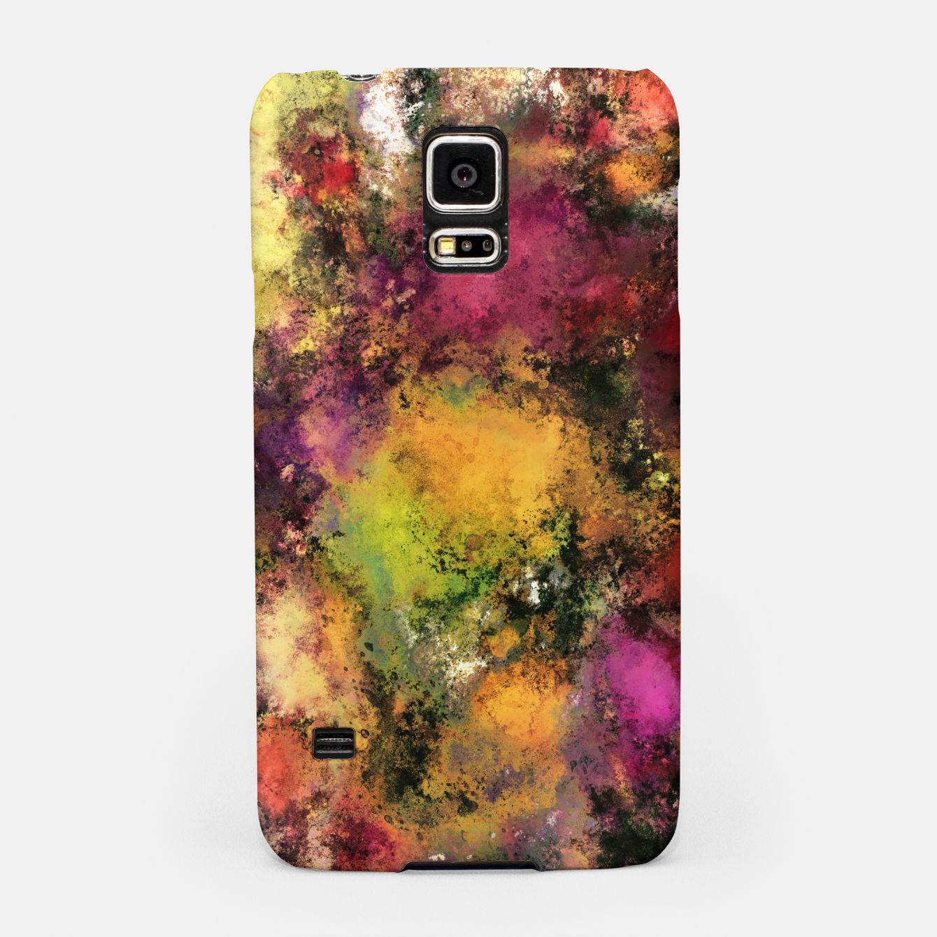 Image of A single source Samsung Case - Live Heroes