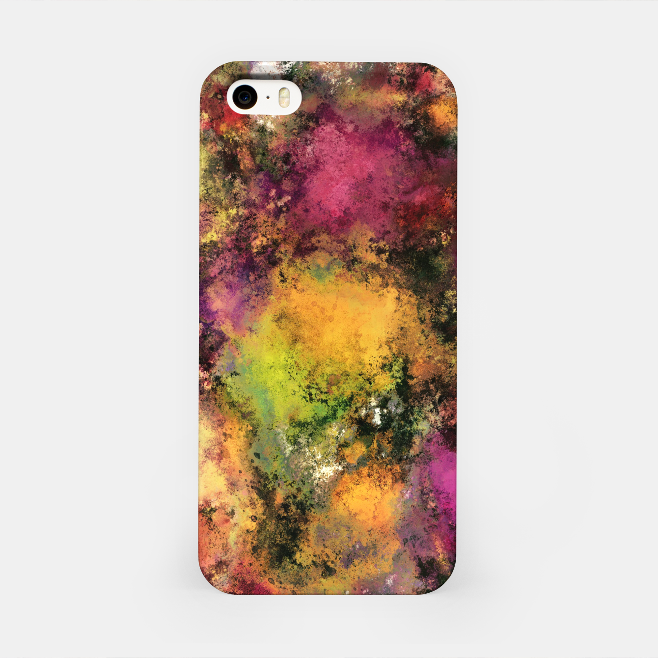 Image of A single source iPhone Case - Live Heroes