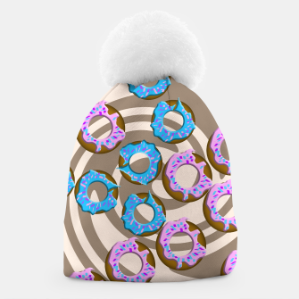 Miniatur Donuts Beanie, Live Heroes