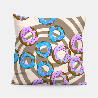 Miniatur Donuts Pillow, Live Heroes