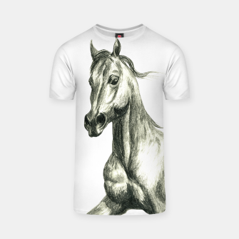 Thumbnail image of Rosie the Hackney Horse t shirt, Live Heroes