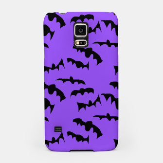 Thumbnail image of Bats Pattern Samsung Case, Live Heroes