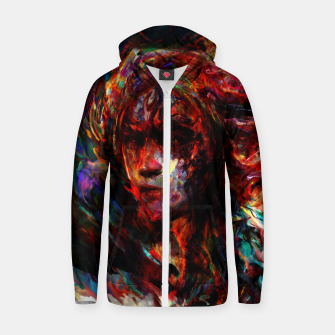 Thumbnail image of Im alive Zip up hoodie, Live Heroes