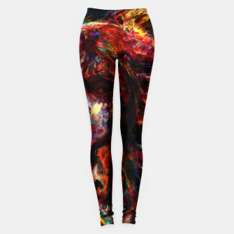 Thumbnail image of Im alive Leggings, Live Heroes