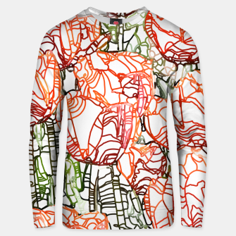 Thumbnail image of Tulip Garden Unisex sweater, Live Heroes