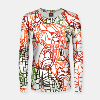 Thumbnail image of Tulip Garden Women sweater, Live Heroes