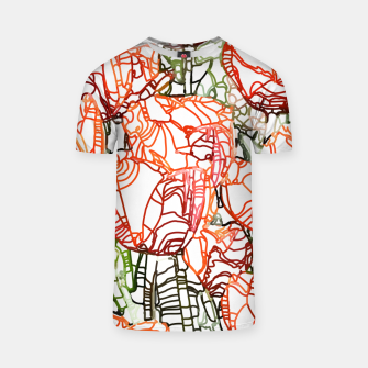 Thumbnail image of Tulip Garden T-shirt, Live Heroes