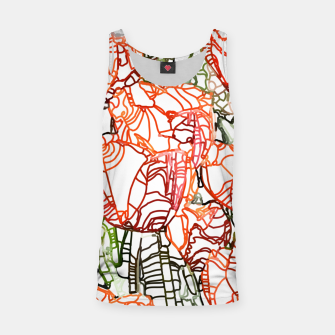 Thumbnail image of Tulip Garden Tank Top, Live Heroes