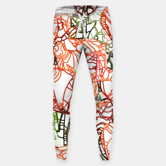 Thumbnail image of Tulip Garden Sweatpants, Live Heroes