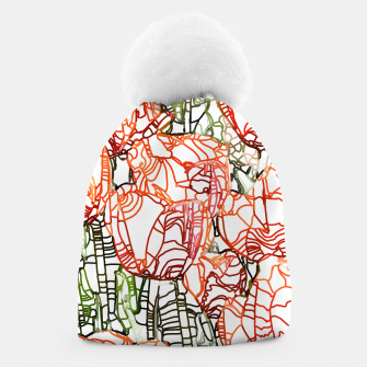 Thumbnail image of Tulip Garden Beanie, Live Heroes