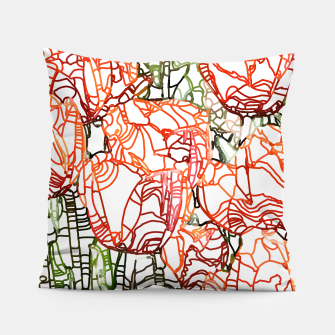 Thumbnail image of Tulip Garden Pillow, Live Heroes