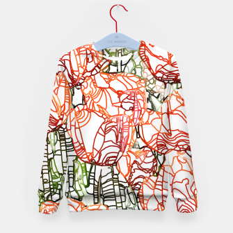 Thumbnail image of Tulip Garden Kid's sweater, Live Heroes
