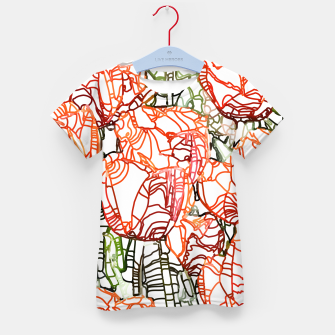 Thumbnail image of Tulip Garden Kid's t-shirt, Live Heroes