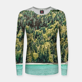 Thumbnail image of Lake Side Women sweater, Live Heroes