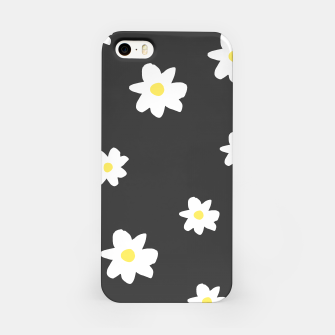 Thumbnail image of Minimalist Daisies iPhone Case, Live Heroes