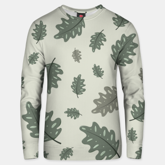 Thumbnail image of Fall Leaves Unisex sweater, Live Heroes
