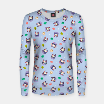 Thumbnail image of Raymond Animal Crossing Sudadera para mujeres, Live Heroes