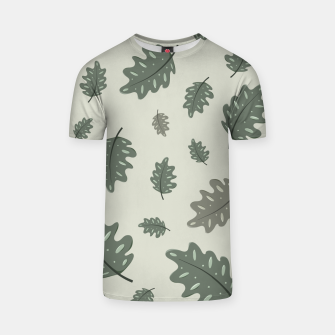 Thumbnail image of Fall Leaves T-shirt, Live Heroes