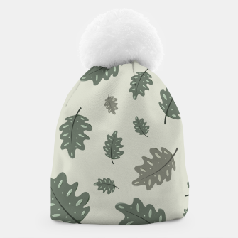 Thumbnail image of Fall Leaves Beanie, Live Heroes
