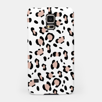 Thumbnail image of Leopard Animal Print Glam #13 #pattern #decor #art Handyhülle für Samsung, Live Heroes