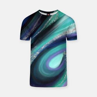 Thumbnail image of Arctic Azure II T-shirt, Live Heroes