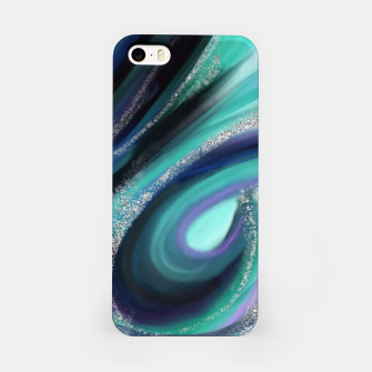 Thumbnail image of Arctic Azure II iPhone Case, Live Heroes