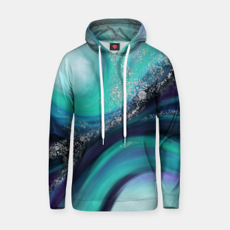 Thumbnail image of Arctic Azure I Hoodie, Live Heroes