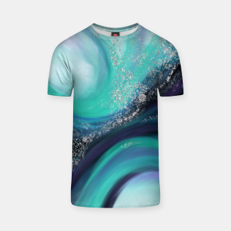 Thumbnail image of Arctic Azure I T-shirt, Live Heroes