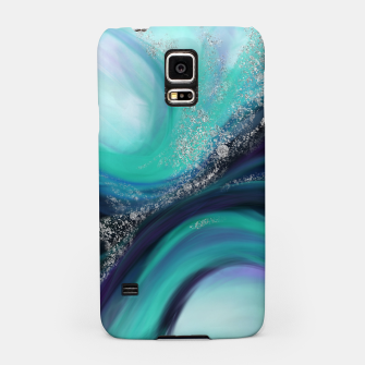 Thumbnail image of Arctic Azure I Samsung Case, Live Heroes