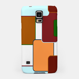 Thumbnail image of Retro squares on white Carcasa por Samsung, Live Heroes