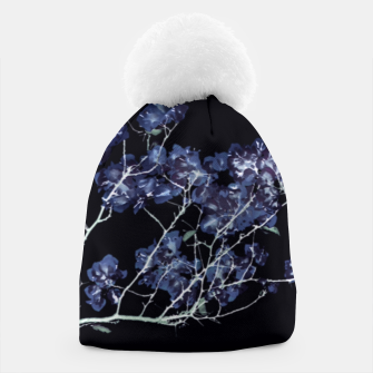 Miniaturka Photo Illustration Floral Beanie, Live Heroes