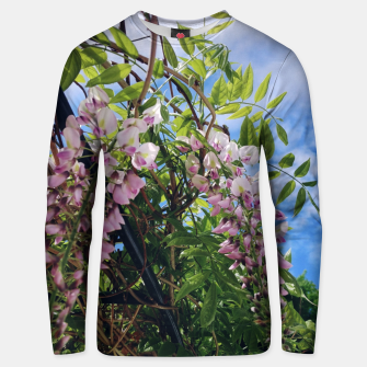 Thumbnail image of wisteria / glicynia Bluza unisex, Live Heroes