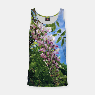Thumbnail image of wisteria / glicynia Tank Top, Live Heroes