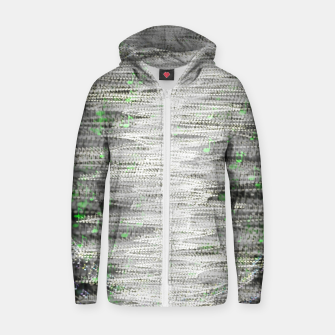 Thumbnail image of Background Music Zip up hoodie, Live Heroes