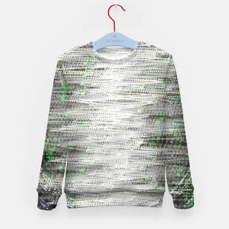 Thumbnail image of Background Music Kid's sweater, Live Heroes